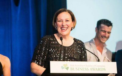 McDonald Surveys First WA Winner of the Irish Australian Business Awards