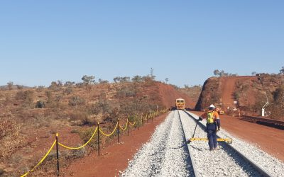 McDonald Surveys to Provide Expert Surveying for FMG Eliwana Rail project
